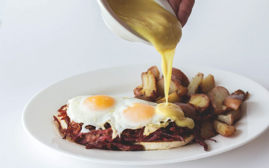 Brunch History: What You Should Know About National Eggs Benedict Day