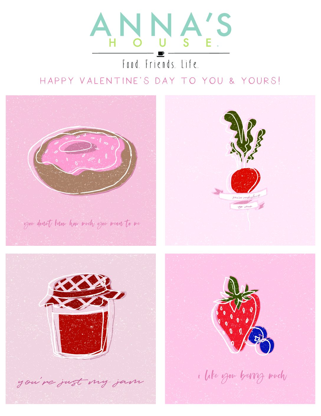 Valentine's Day Freebie's
